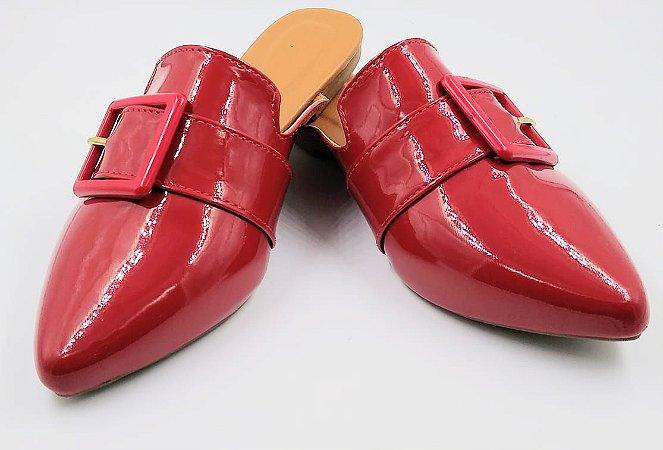 mulle - vz -vermelho - bico fino