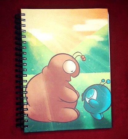 Caderno Problemas e Solução capa dura - Grande