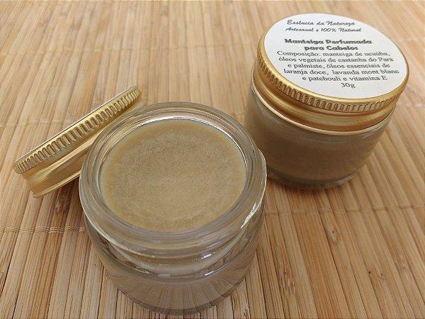 Manteiga Perfumada Para Cabelos - Ucuúba e Castanha do Pará