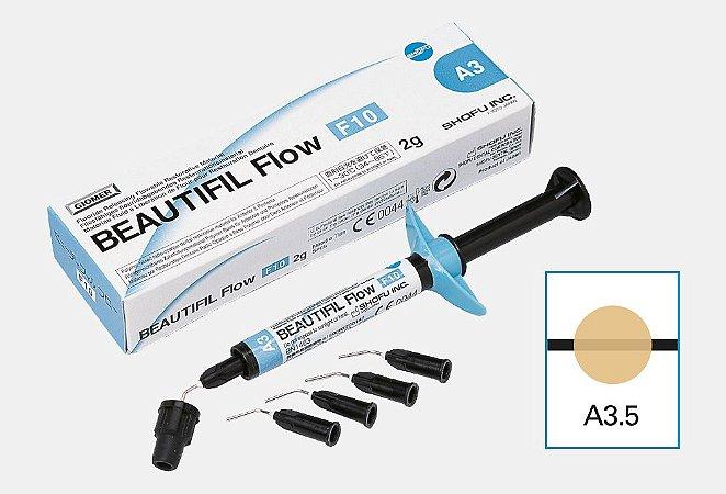 RESINA BEAUTIFIL FLOW F10 A3.5