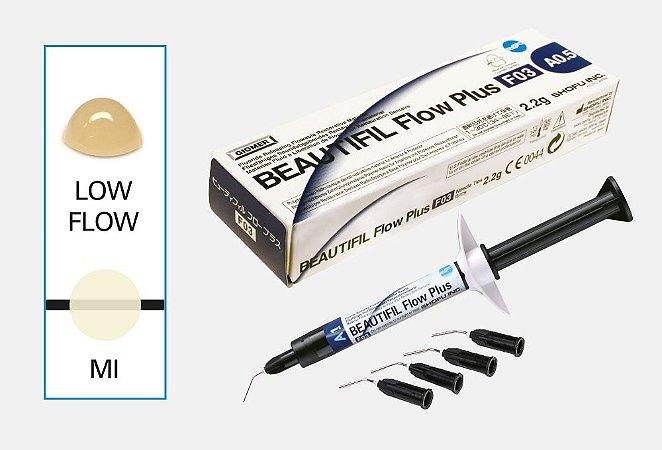 RESINA BEAUTIFIL FLOW PLUS F03MI (milky)