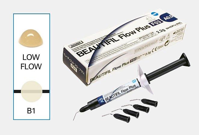 RESINA BEAUTIFIL FLOW PLUS F03B1
