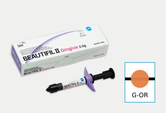 Beautifil II Gingiva - G-OR