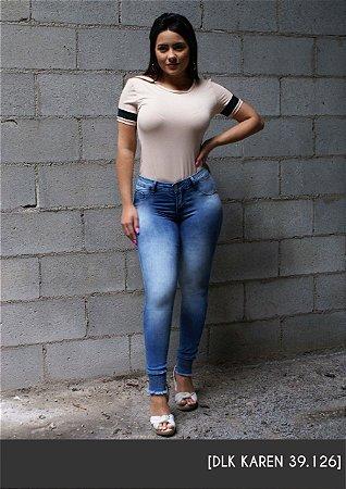 Calça Jeans Cigarrete Delave [39.126 KAREN] 3d