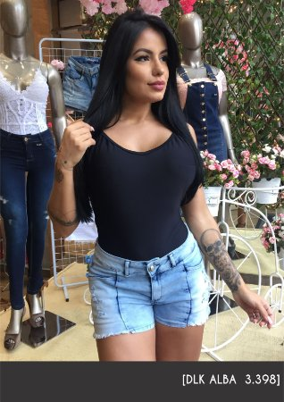 Shorts Jeans Destroyed [ALBA 3398] 1A