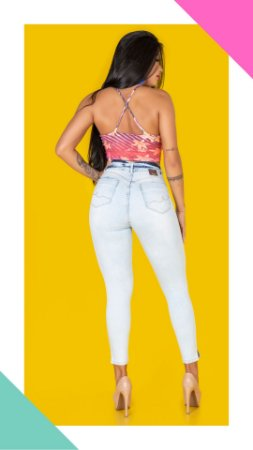 Calça Hot Pant Adriana [39181] 3A