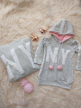 Vestido NY Mãe e filha
