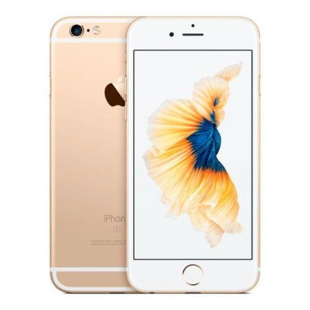 iPhone 6 64GB Gold danificado