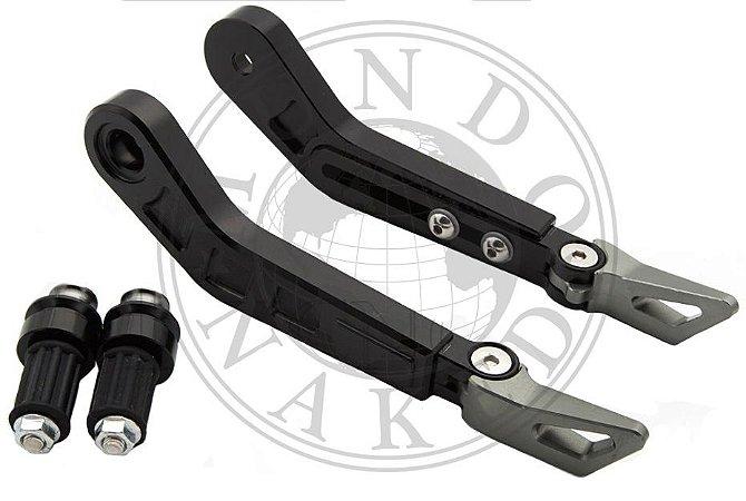 Pro Guard Protetor De Manetes Em Alumínio CNC Parts Premium