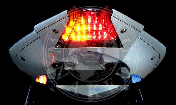 Lanterna Led SMD Com Piscas Integrados BMW S1000 RR| R | XR