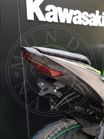Suporte Eliminador De Placa Motostyle Kawasaki Zx6-r 636 17|20