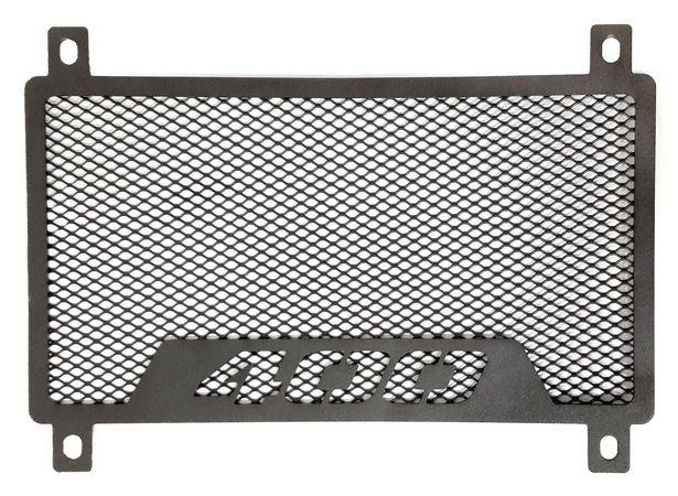 Protetor Tela De Radiador Ventilado Kawasaki Ninja 400