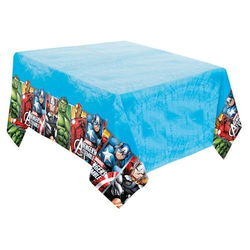 Toalha Papel Avengers (Vingadores) 1,20x2,20cm