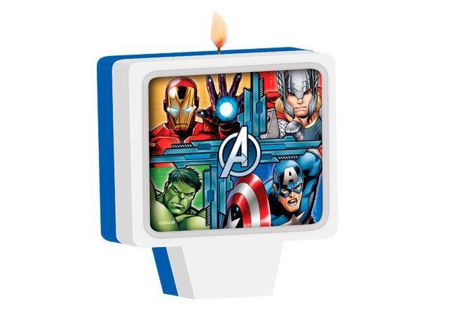Vela Plana Avengers 3 (Os Vingadores) Regina - 1 Unidade