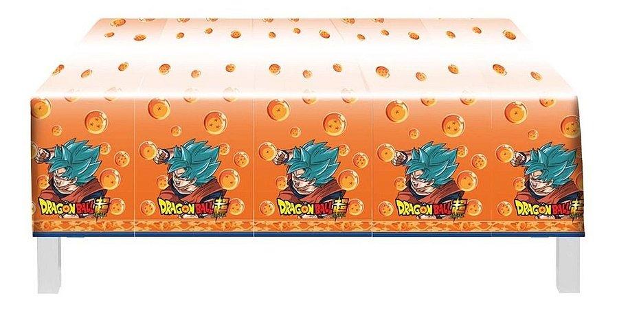 Toalha Plástica Dragon Ball
