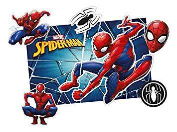 Kit Decorativo Spider Man