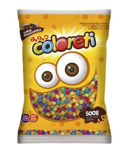 Mini Coloreti Jazam 500g