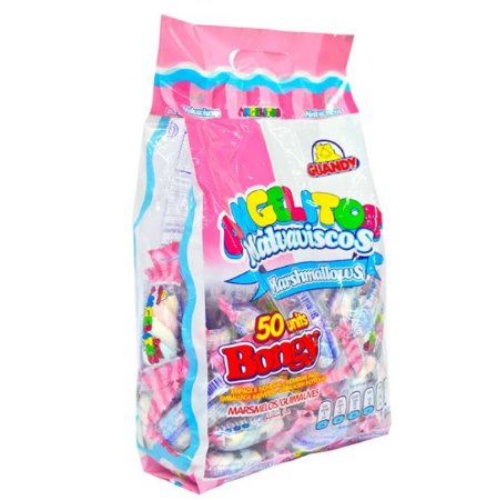 Marshmallow Angelitos 300g 50 Unidades