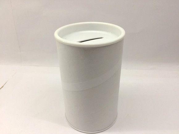 Cofre Papelão Liso Branco 6 Unidades
