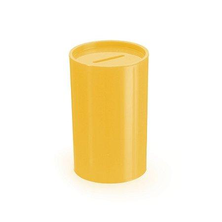 Cofre Plástico Color Amarelo 6 Unidades