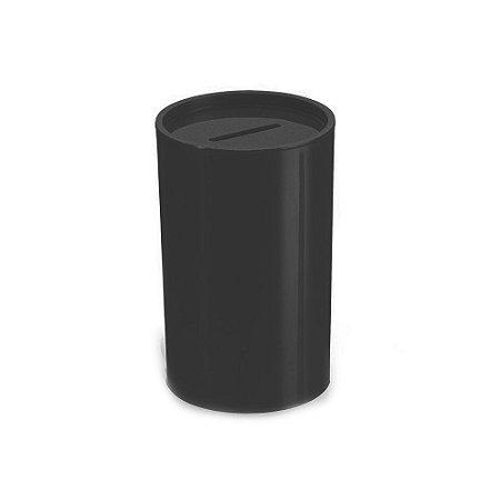 Cofre Plástico Color Preto 6 Unidades