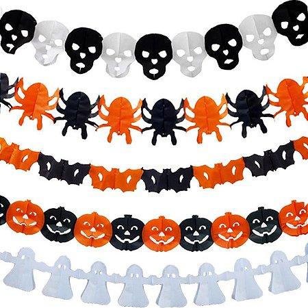 Bandeirola Halloween