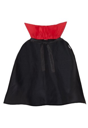 Capa Drácula Infantil 80cm