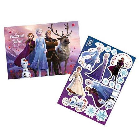 Kit Decorativo Frozen 2 Regina