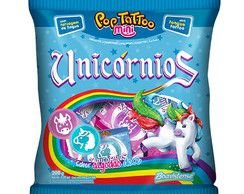 PIRULITO POP TATOO UNICORNIO MINI 200GR