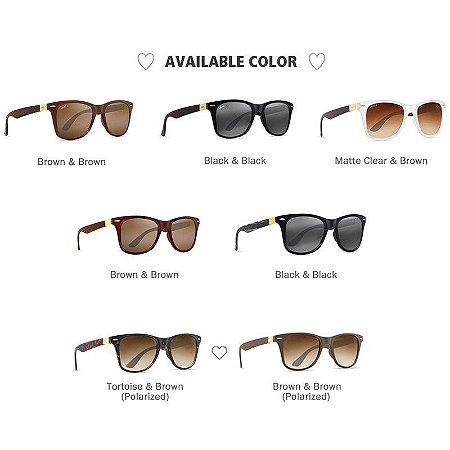 c60762236 JULI Madeira Óculos De Sol Das Mulheres Dos Homens de Moda Impresso Bambu  Oculos de Óculos