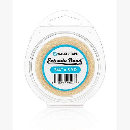 Fita Rolo Extenda Bond C/ Furos Para Mega Hair E Prótese- 3m X 1,9