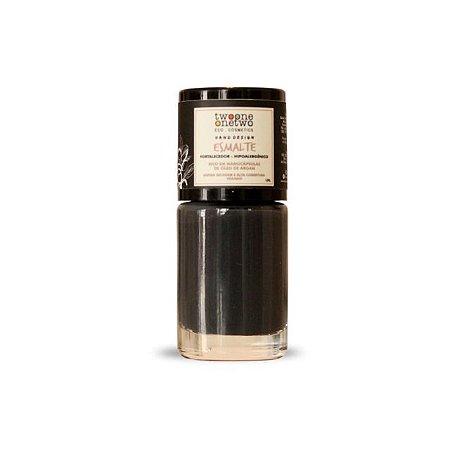 613 - Esmalte Hipoalergênico Vegano Fortalecedor Twoone Onetwo 10ml Vintage Grey (REF 1152)