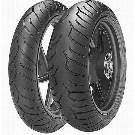 Pneu Pirelli Diablo Strada 120/70R17 e 180/55R17 (Par)