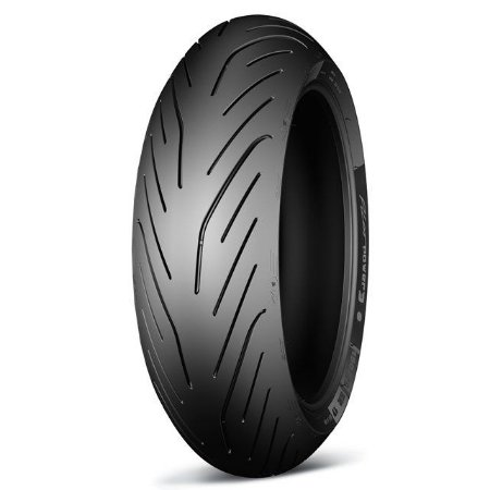 Pneu Michelin Pilot Power 3 180/55R17 - Traseiro