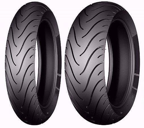Pneu Michelin Pilot Street 120/70R17 - 180/55R17 (Par)