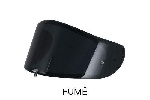 Viseira de capacete LS2 FF323 ARROW - Fumê