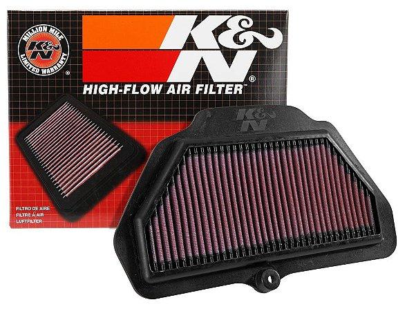 Filtro de Ar K&N KA-1016 - KAWASAKI ZX10R 17+