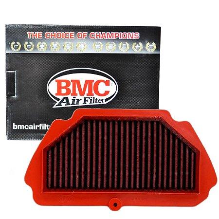 Filtro de Ar BMC FM554/04 - Kawasaki ZX6r 2009 >