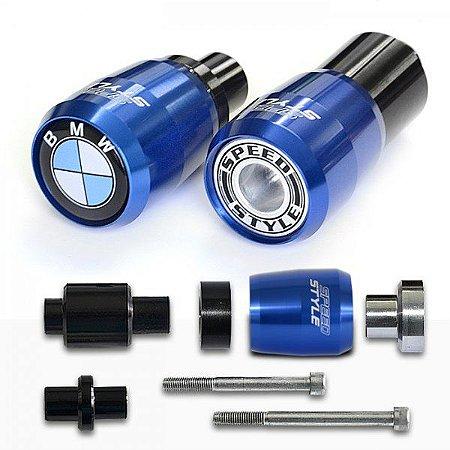Slider Speed Style BMW S1000RR 10>11 - Azul