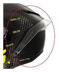 Spoiler traseiro Capacete AGV Pista/Corsa  - Original
