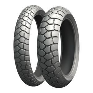 Pneu Michelin Anakee Adventure 120/70R19 e 170/60R17 (Par)