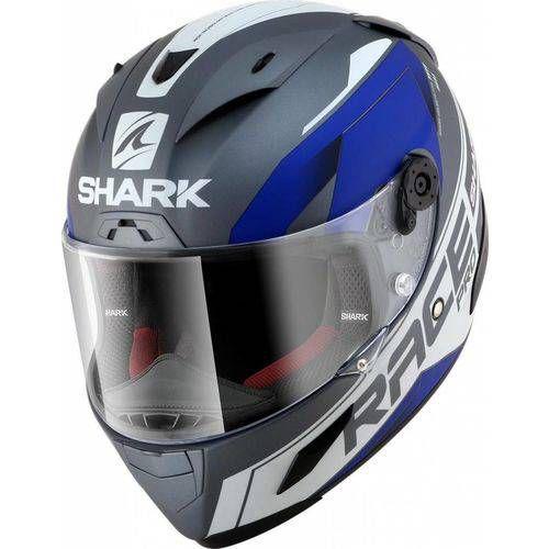 Capacete Shark Race-R Pro Sauer Mat T AWB Tam -M