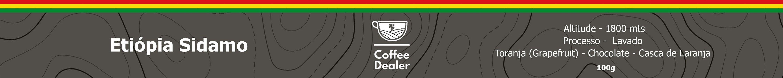 Café - Etiópia - Sidamo