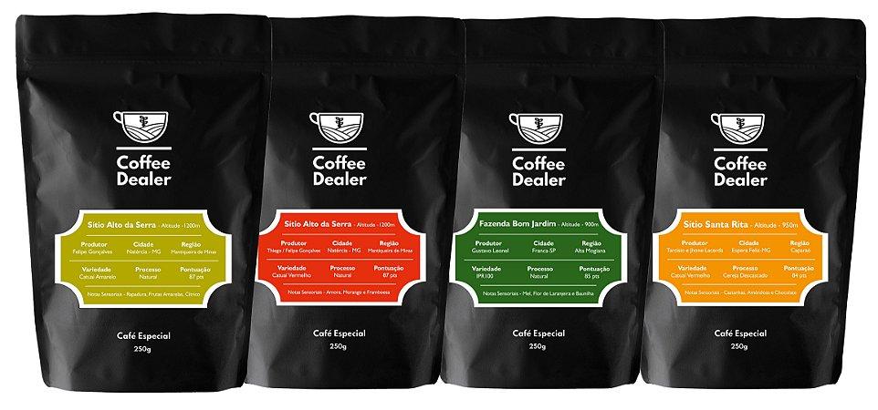 Café - Quarteto Promocional