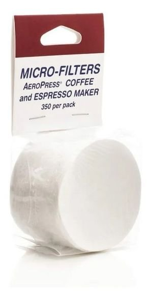Filtros Para Aeropress Original Aerobie  - 350 Unidades