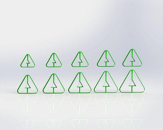 Cortador Polymer Clay (Mod 55)
