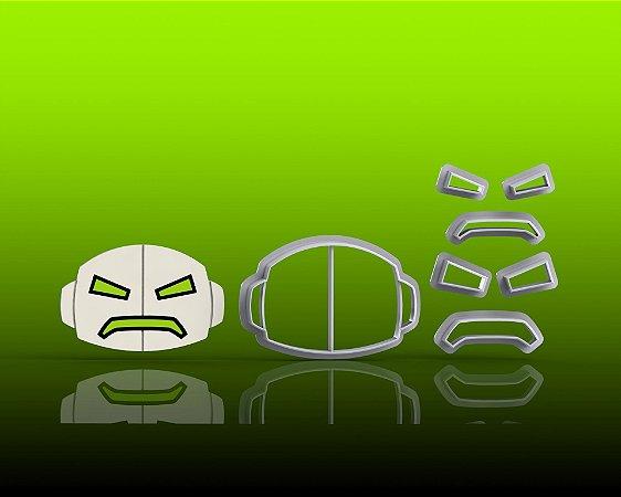 Cortador Ben 10 - Eco Eco (Echo Echo) Modular