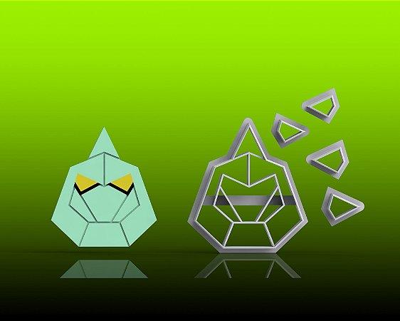 Cortador Ben 10 -Diamante Modular