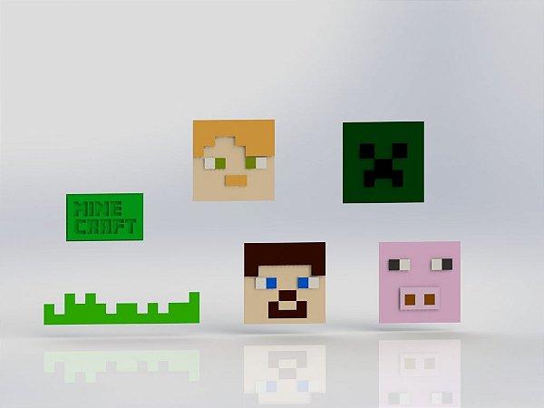 Cortador Kit Minecraft