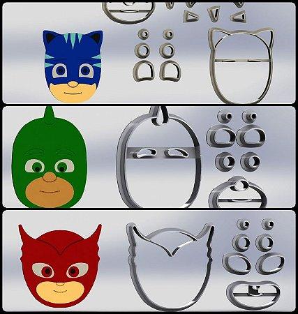Cortador Kit PJ Masks Modular